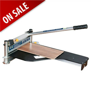9 Inch Laminate Flooring Cutter Precision Cutting Cuts Engineered Vinyl Siding