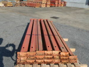 Interlake Style Pallet Rack Cross Beams 96 Lot Of 20