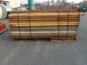 Republic Style Pallet Rack Cross Beams 100 Lot Of 87