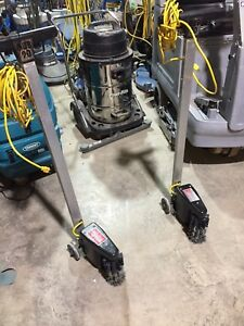 Nwb 90 3 way Mini Baseboard Edger Scrubber Floor Buffer Machine Cost 1 178 00