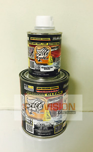 Wet Wet All Kandy High Solid Clearcoat quart Kit With 1 2 Pint Activator