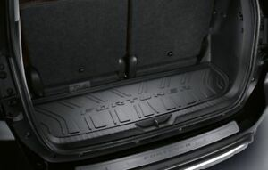 Toyota New Fortuner Luggage Tray Cargo Tailgate 2015 17 Genuine From Toyota
