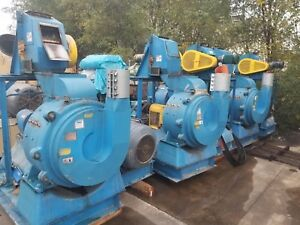 28h Jacobson Pulverizer Fine Grinder Mill Opt Controls Filter Airlock As Is