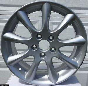 1 New Replacement 17 Alloy Wheel Rim For 2006 2007 2008 Acura Tsx 9006