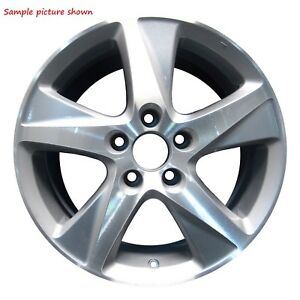 1 New Replacement 17 Alloy Wheel Rim For 2009 2010 2011 Acura Tsx 9007