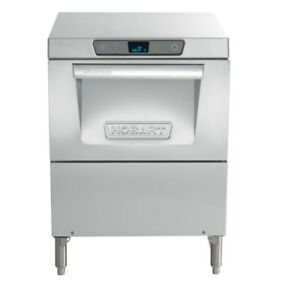 Hobart Lxgepr 2 Advansys Puririnse Low Temperature Glass Washer 120v