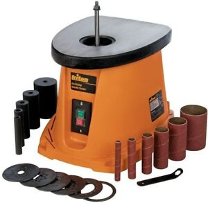 110 Volt Oscillating Spindle Sander No Additional Features Spindle Power Tool