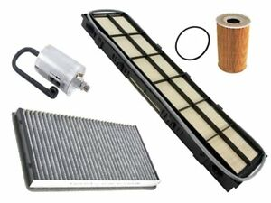 Porsche 997 Gt2 Air Oil Fuel Cabin Filters 4pcs German Engine Intake Petrol