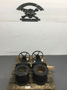 Crane 175 8 Gate Valve Fire Main Lot Of 2 New