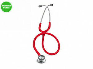3m Littmann Classic Ii Pediatric Stethoscope Red Tube 28 Inch 2113r