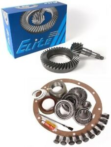 55 64 Chevy Gm 8 2 55p 4 11 Thick Ring And Pinion Elite Master Install Gear Pkg