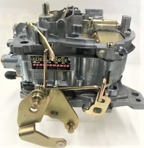New Rochester Quadrajet Carburetor small Block Engines 650l Cfm Manifold Choke