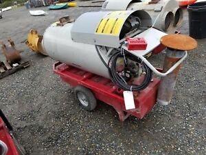 Ice Frost Fighter Idf 350 Indirect Fired Heater Construction Heater Idf 350