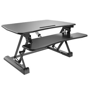 Electric Height Adjustable Standing Desk Vertical Riser Stand Up Sit Stand Desk