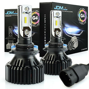 Jdm Astar G4 8000lm 60w Hb4 9006 Headlight Low Beam Fog Light Led Bulbs White