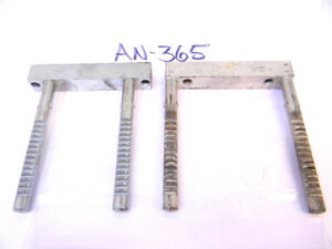 2pcs Used Sunnen An 365 Honing Master Holders An365