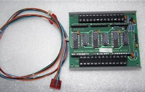 New Anaheim Automation Aa2210 With Cable Made In Usa