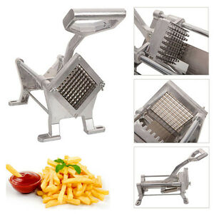 Commercial Aluminum Alloy Potato Cucumber Fruit Radish Cucumber Strip cutter New