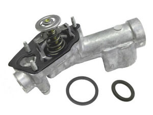 Saab 93 2 8 06 09 Thermostat W Housing gasket o rings Oem Water Coolant