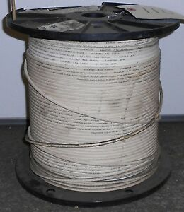 New Comm Scope Copper Wire 1 20 Awg Copper Clad Steel 11035mo