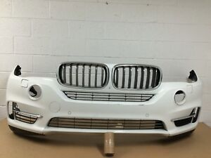 2014 2017 Bmw X5 Front Bumper With Washer And Camera Spot 732751207 11
