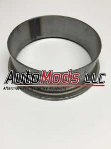 4 V Band Flange Outlet Exhaust Garrett Gt42r Gt42 Turbo Turbine Housing Gtx42