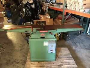 Powermatic Model 60 8 Inch Jointer missing Fence