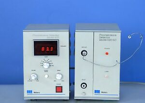 Millipore Waters Fluorescence Detector For Hplc 420 ac Including 420 e And 420 c