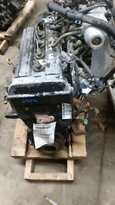 1997 Honda Crv 2 0 Engine Motor Assembly 205 994 Miles B20b4 No Core Charge