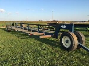 2012 Other 12 Bale Transport Hay Wagons Trailers