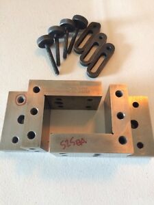 Harig Twin Angle Boxed Compound Angle Plate