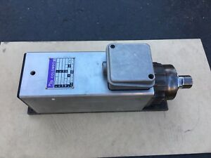 Thermwood Model 40 columbo Piggyback Router Motor