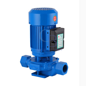 G1 380v 250w Hot Water Booster Centrifugal Pump Boiler Underfloor Heating
