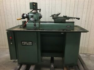 Feeler Fsm 59 Ultra Precision Second Operation Lathe 5 c Spindle Dv59 Copy
