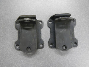 364 401 Buick Nailhead Motor Mount Pair 1959 1960 New Pair 59 60 Engine Mount