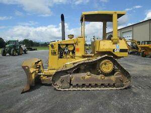 Cat D4h Series 2 Farm Tractor Crawler Dozer