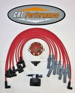Dodge Ram 1500 Ignition Tune Up Kit Red Hp Torque 45k Powerboost Upgrade