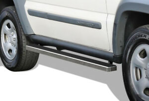 Iboard Running Boards 4 Fit 02 07 Jeep Liberty