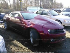 Automatic Transmission 6 Speed Opt Myb V6 Fits 12 Camaro 270351