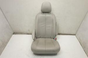 2013 2014 Toyota Sienna Rear Second Row Passenger Right Seat