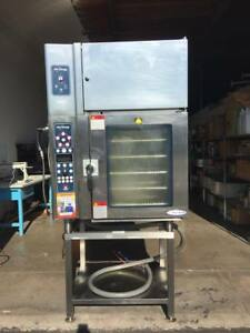 Alto shaam Combitherm Boilerless Combi Oven 10 18 Esi With Ventless Hood Vhes 10