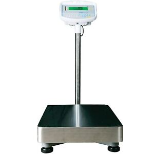 Adam Equipment Gfk 165a Check Weighing Scale 165lb 75kg Capacity 0 01lb 5 New
