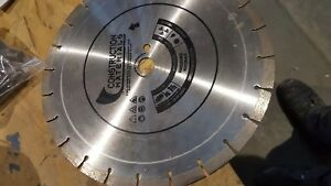 14 Diamond Concrete Saw Blade Handheld Or Walk Behind Wet dry Premium Quality