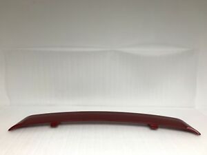 2005 2006 2007 2008 2009 Ford Mustang Rear Wing Trunk Spoiler Redfire Color