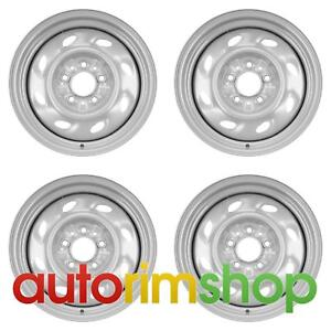 Ford Explorer Ranger Mercury Mountaineer 1993 2009 15 Oem Wheels Rims Set