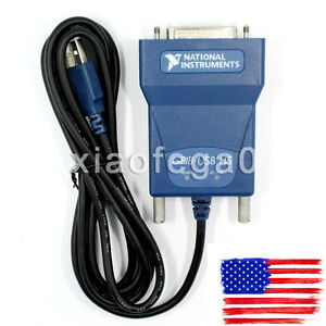 National Instrumens Ni Gpib usb hs Interface Adapter Ieee 488 New In Box In Usa