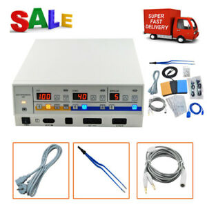 top Deal high Frequency Electrosurgical Unit Diathermy Machine Cautery Leep Fda