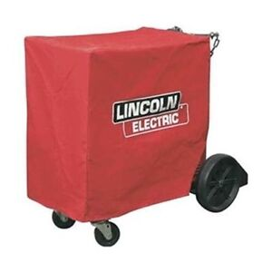Lincoln K2378 1 Med Canvas Cover For Power Mig Precision Tig Century 255 Weld