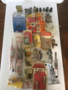 Lot Hvac Filter Driers Piercing Valves Cores Shraeders Tools Gaskets Nos