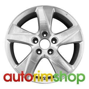 Acura Tsx 17 Factory Oem Wheel Rim Machined With Silver